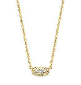 KENDRA SCOTT Grayson Crystal Necklace