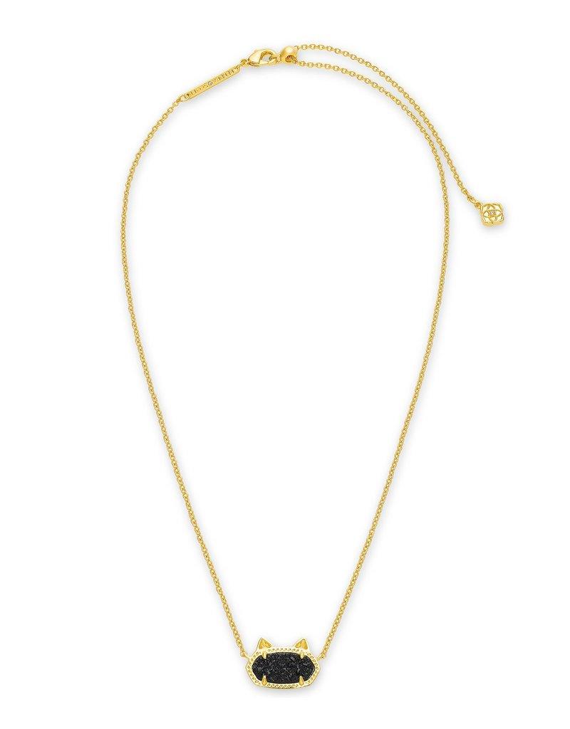 KENDRA SCOTT Elisa Cat Pendant Necklace