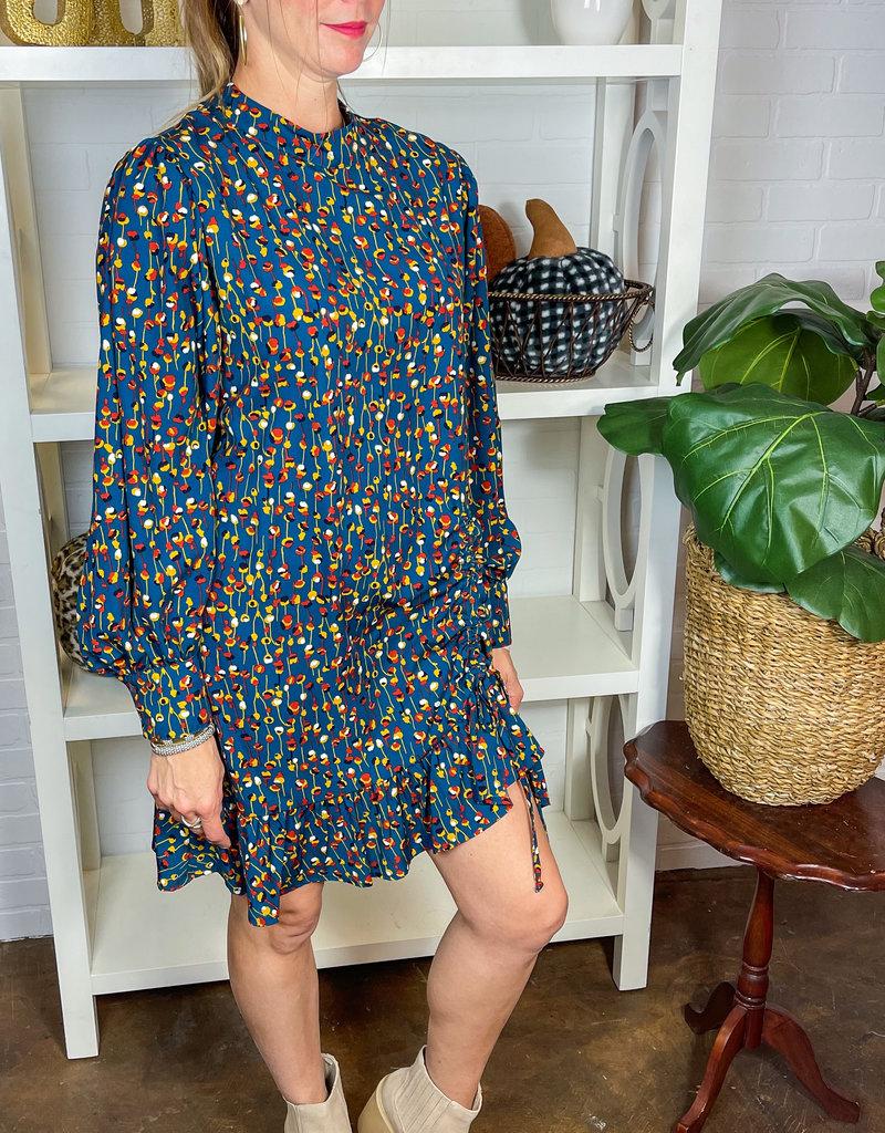 IVY JANE Cinched & Sassy Dress