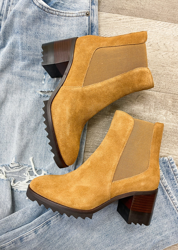 WOLFF SHOES Holly Boots