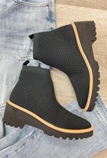 VANELI Marina Black Stretch Boots