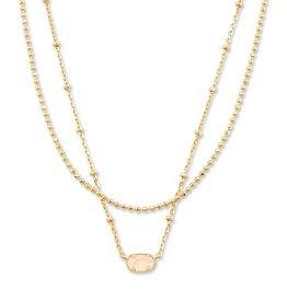 KENDRA SCOTT Emilie Multi-Strand Necklace
