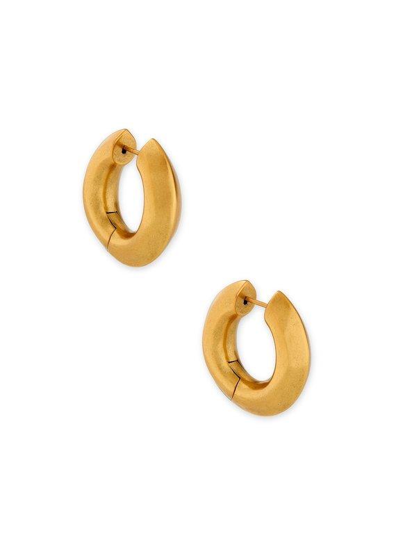 KENDRA SCOTT Mikki Hoop Earrings