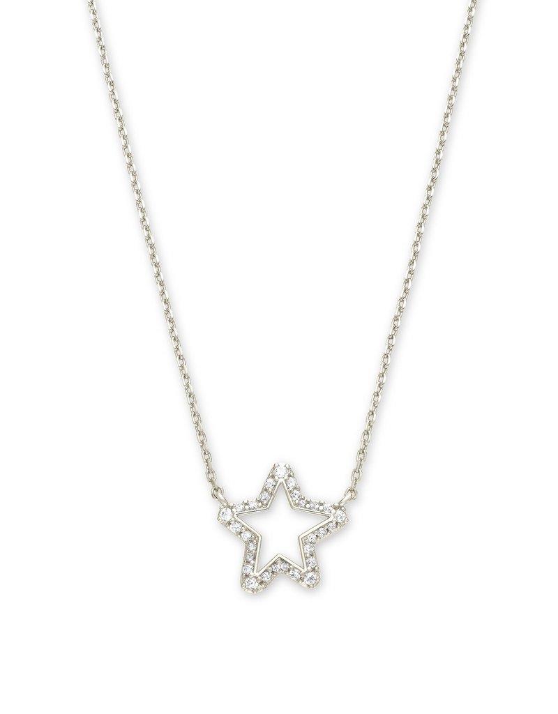 KENDRA SCOTT Jae Star Crystal Pendant Necklace