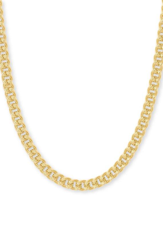 KENDRA SCOTT Vincent Metal Chain Necklace