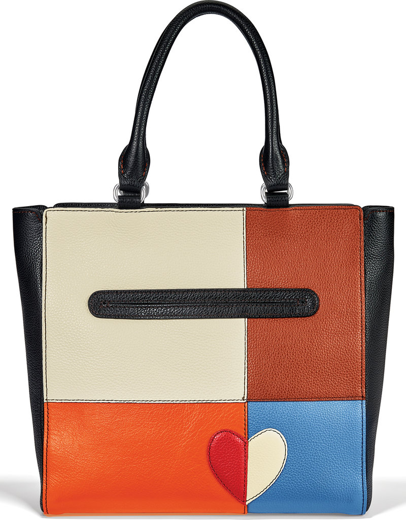 Love Patch Handheld Tote