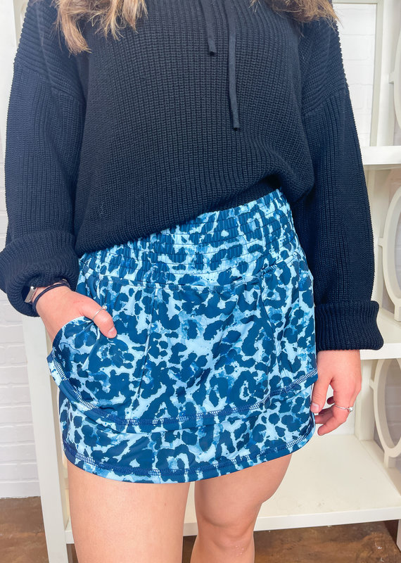 BUBBLE The Ruffle Skirt in Prints