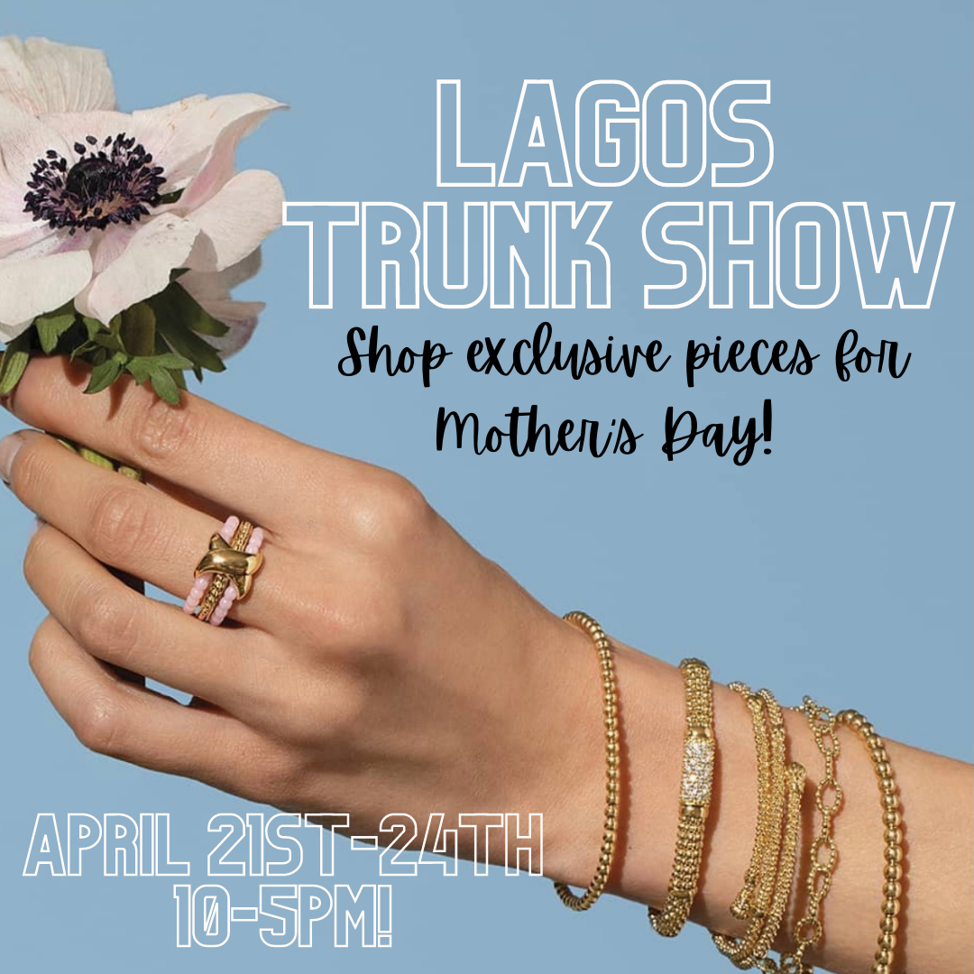 IN-STORE LAGOS TRUNK SHOW!
