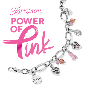 BRIGHTON POWER OF PINK GIVE BACK!