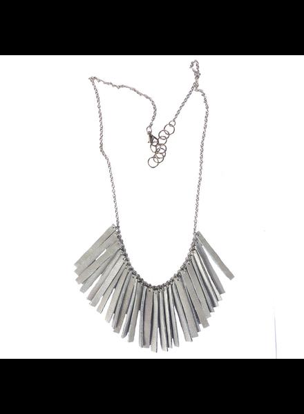 Flocktails Flocktails Donna Necklace - Slate