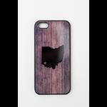 Field Trip Field Trip iPhone Case, Ohio Wood - 5 / 5s