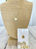 Crafts & Love Stamped Ohio Necklace