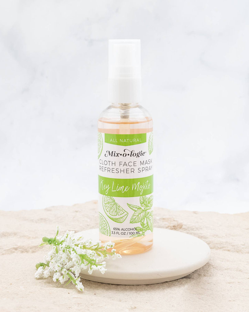 Mixologie Key Lime Mask Refresher