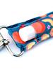 LippyClip Peaches lip balm holder