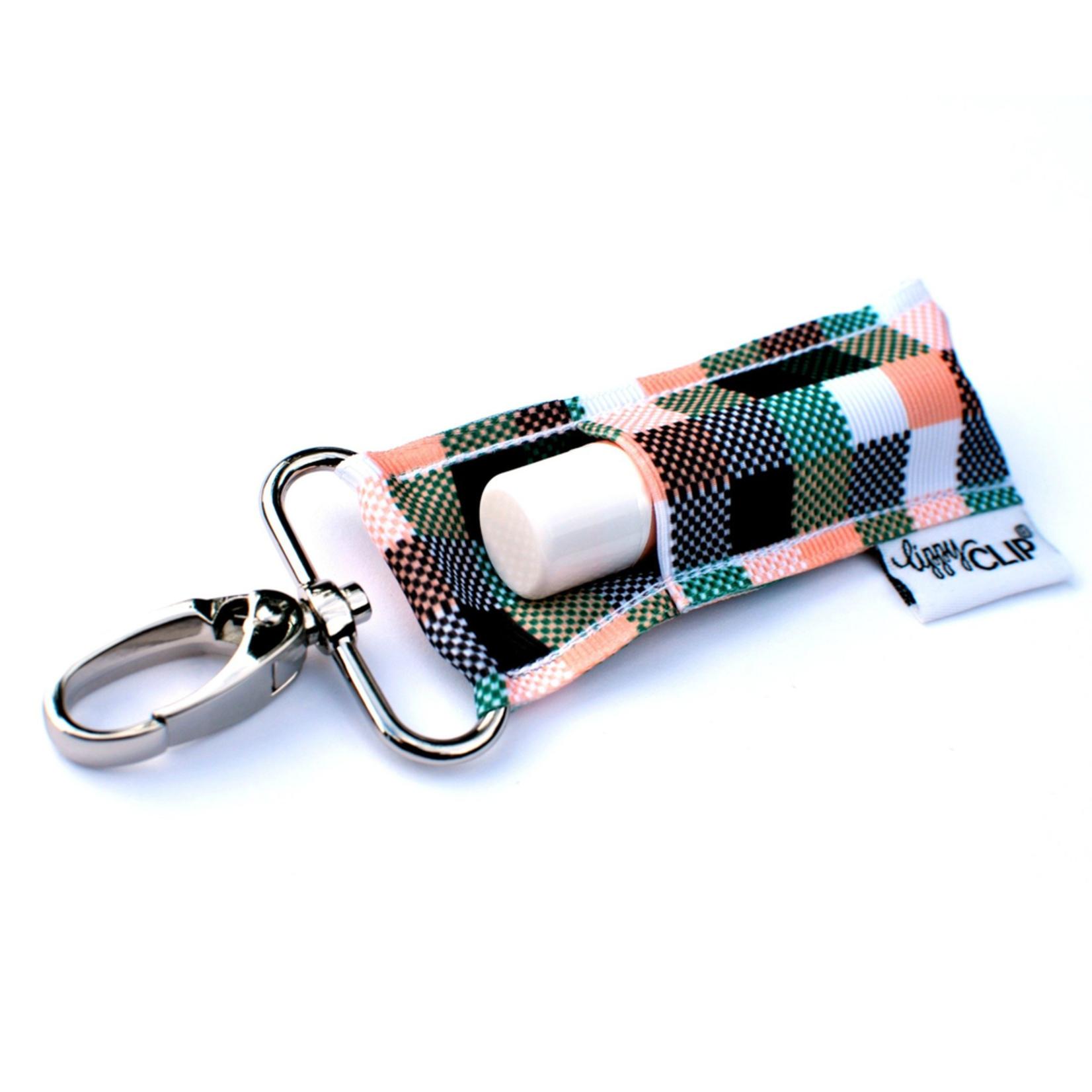 LippyClip Geometric lip balm holder