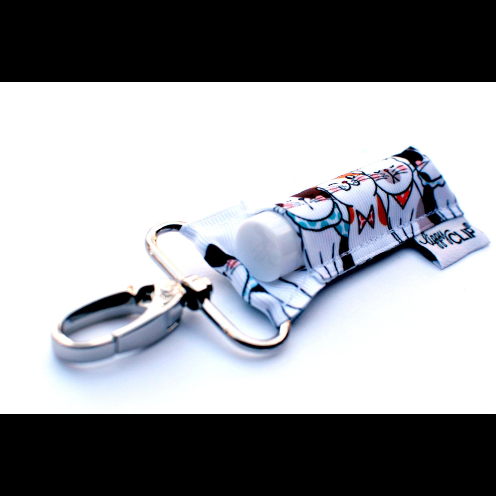 LippyClip Cats lip balm holder