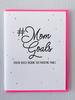 DeLuce Design MomGoals card