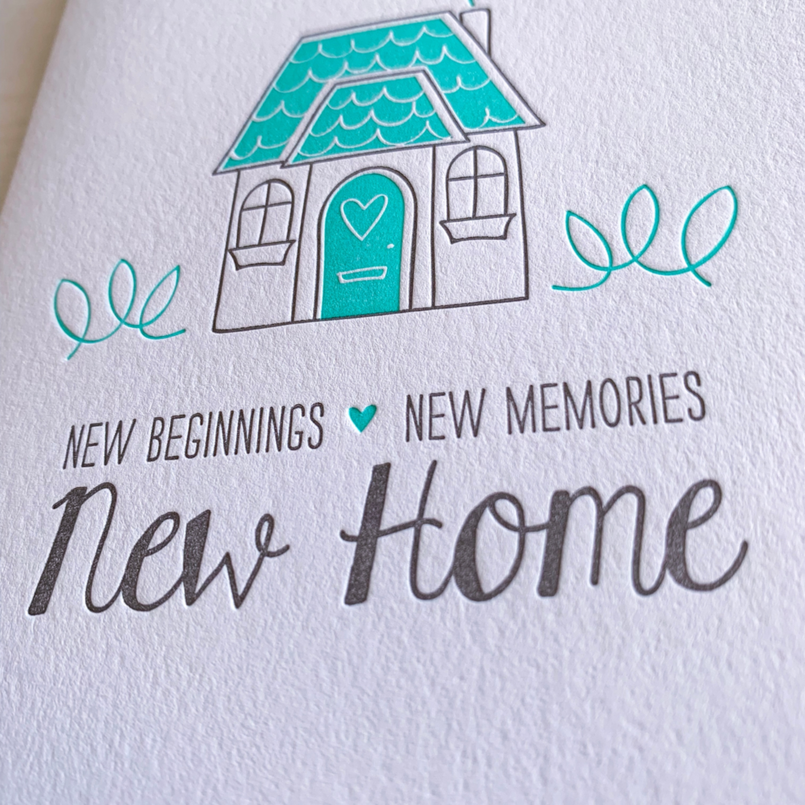 DeLuce Design New Home card