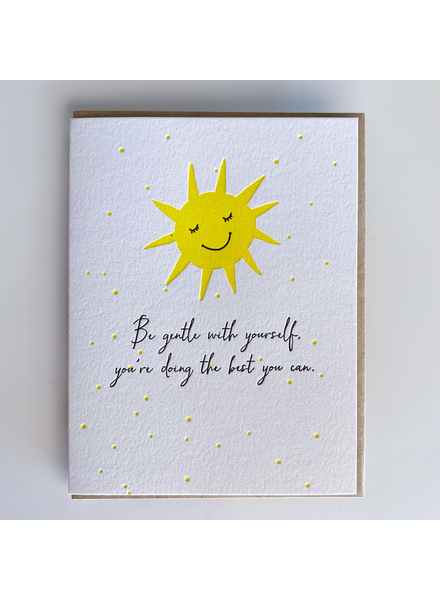 DeLuce Design Encouragement card