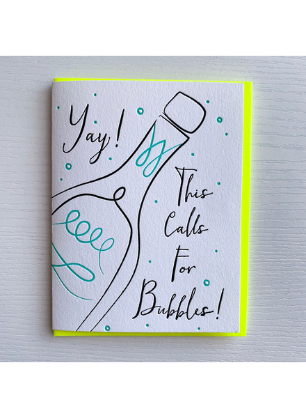 DeLuce Design Congrats card