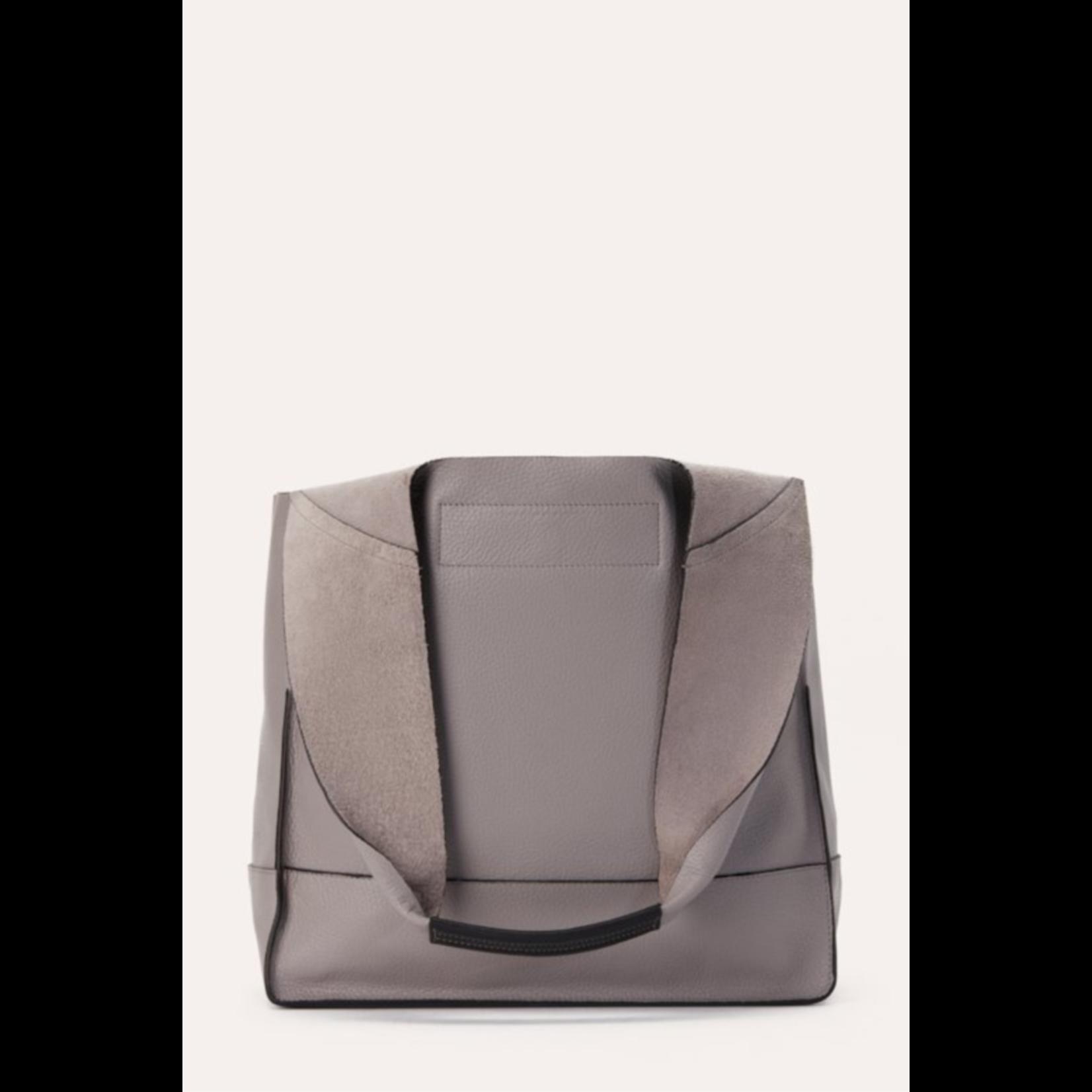 Kiko Leather Leather Modern Tote