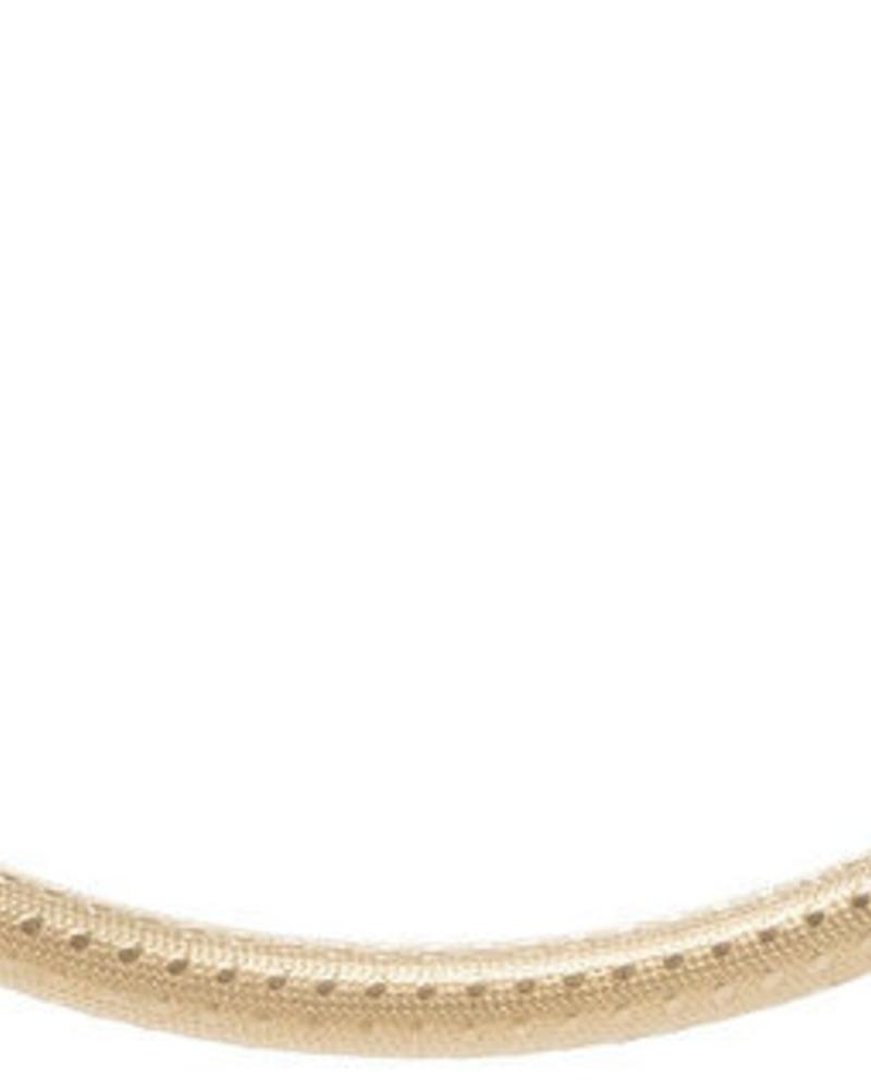 Enewton Design Textured Bliss Bar Necklace