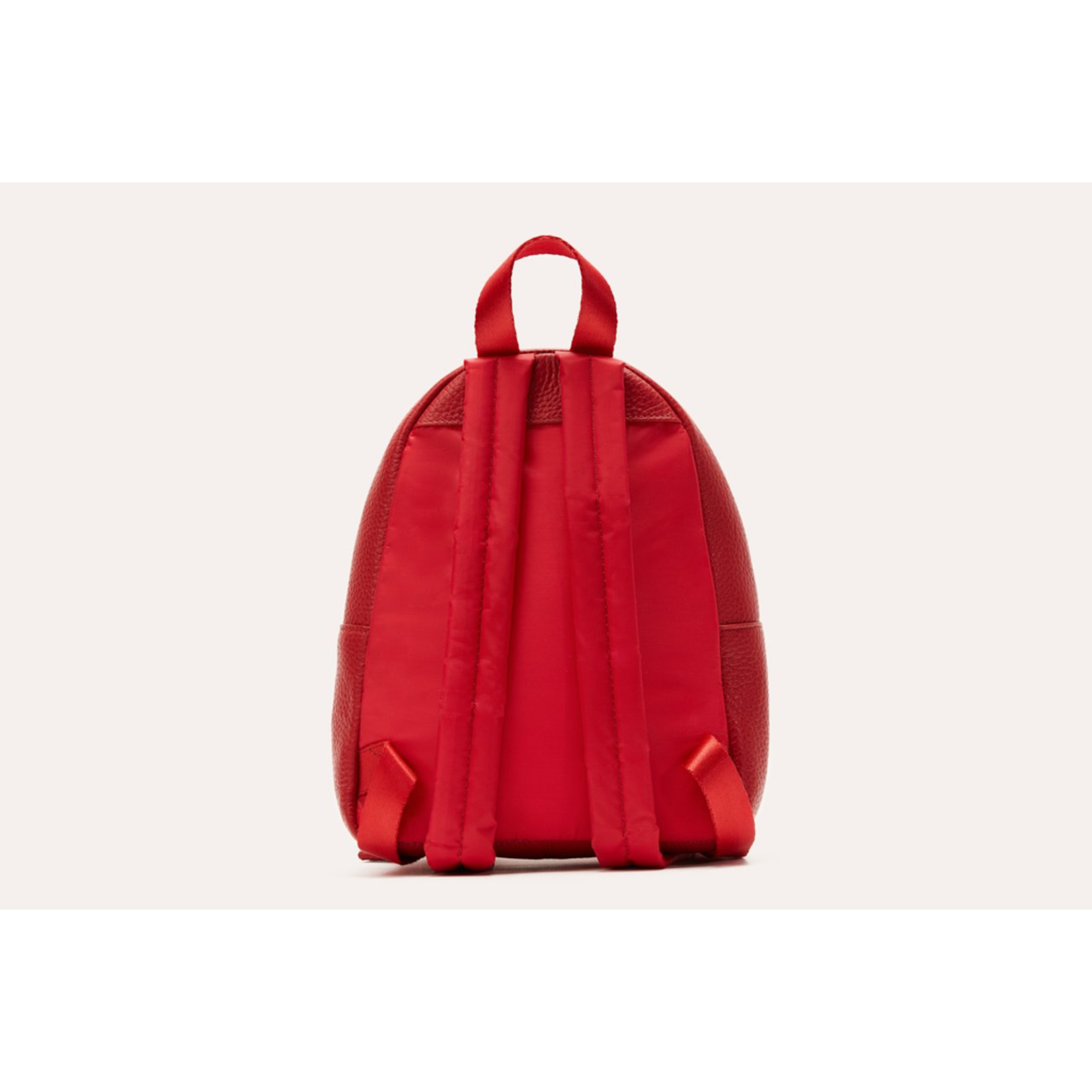 Kiko Leather Small Backpack