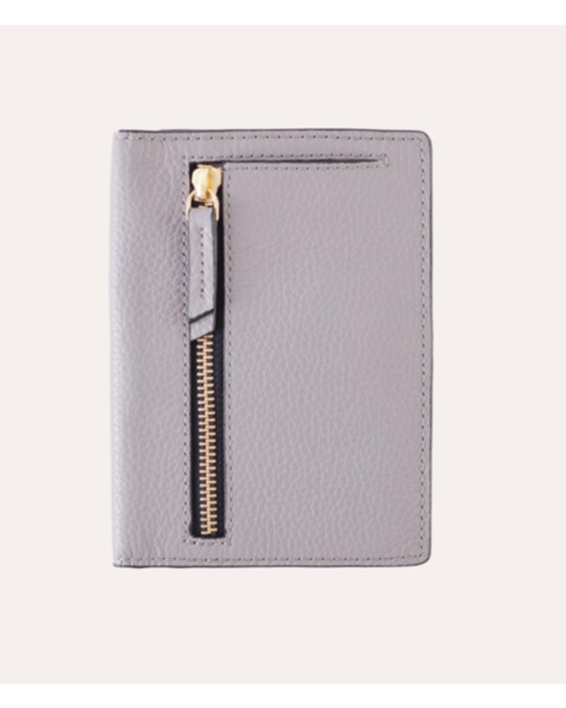 Kiko Leather Leather Passport Sleeve