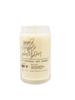 Chalkfulloflove Apple Maple Bourbon Candle