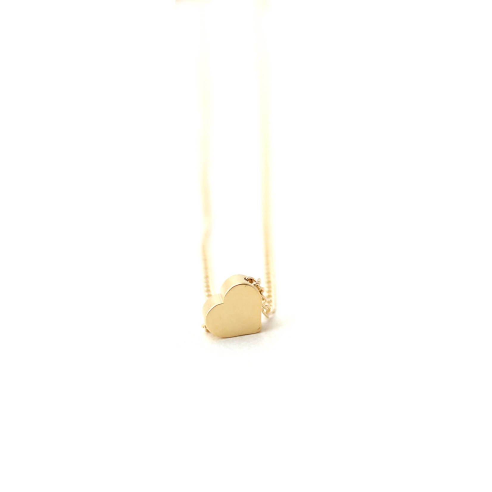 Crafts & Love Petite Heart Necklace