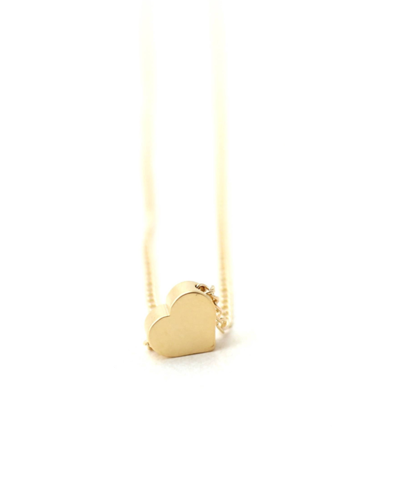Crafts & Love Petite Heart Necklace