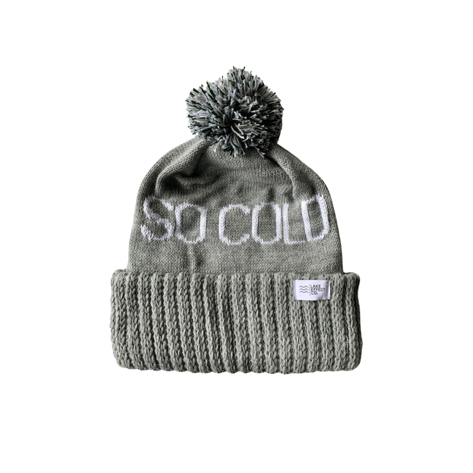 Lake Effect Co So Cold Knit Hat