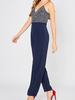Entro High Waisted Jumpsuit