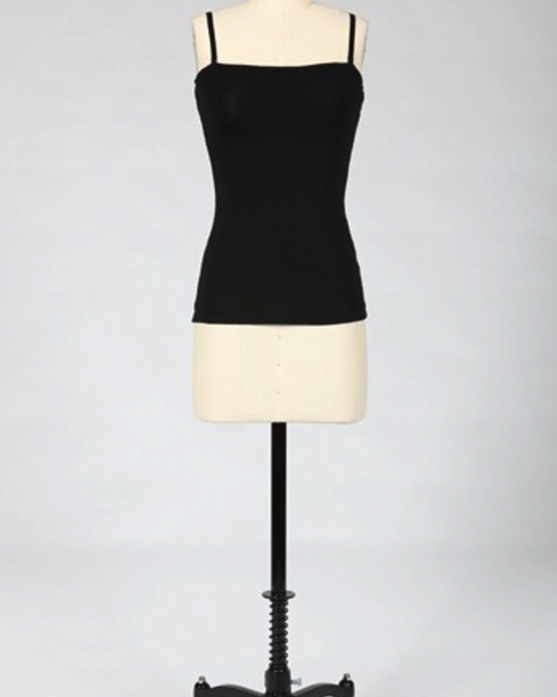 Tulle Tulle Tank with removable strap, sale item, Was $28 - P-2523