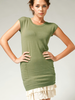 Tulle Tulle Sleeveless Tunic with pockets, Sale was 48