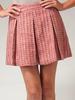 Tulle Tulle Pleated tweed Skirt, sale item, FINAL SALE Was $78
