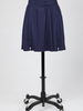 Tulle Tulle Mid Thigh Pintuck Waist Skirt, sale item, was $58