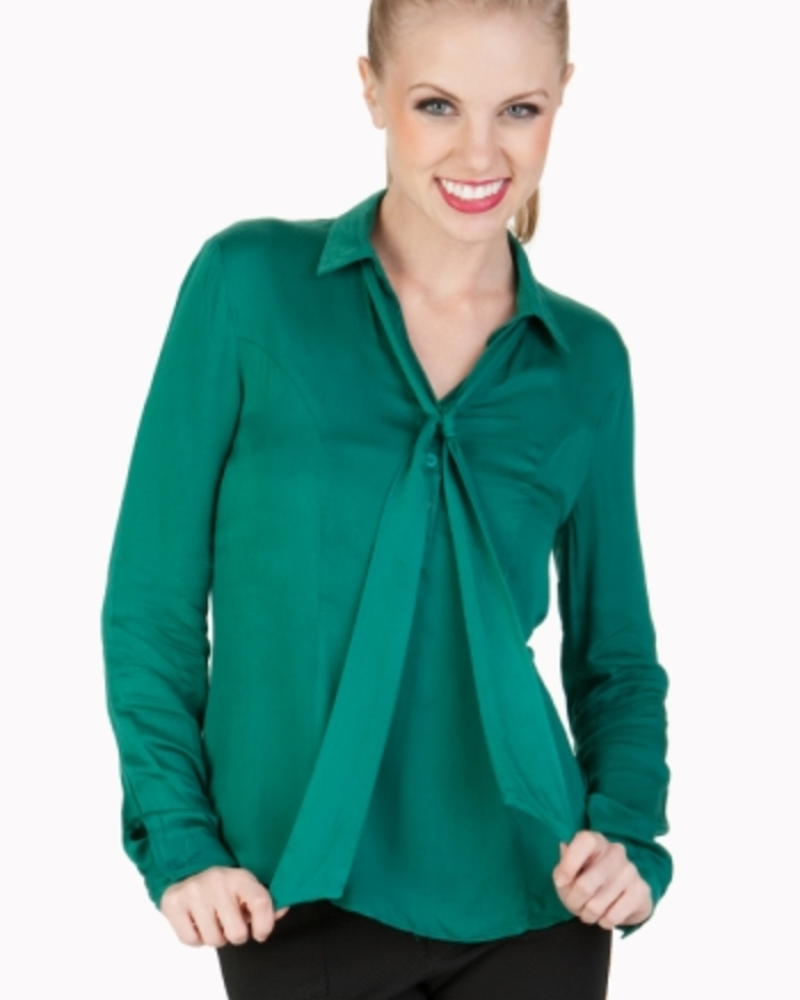 Tulle Top with Neck Tie, SALE, Was $60, Final Sale