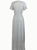 Tulle Tulle V-neck maxi dress, sale item, Was $85