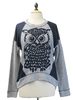 Clothing Demin Coin 1804 Owl Burnout, sale item, Was $70