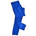 Clothing Trend Fleece Lined Leggings, Royal Blue, sale item was $22