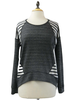 Coin 1804 Coin1804 Reversible Striped Top, sale Was $68