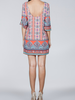Ark & Co. Ark & Co printed shift dress, sale item, Was $69