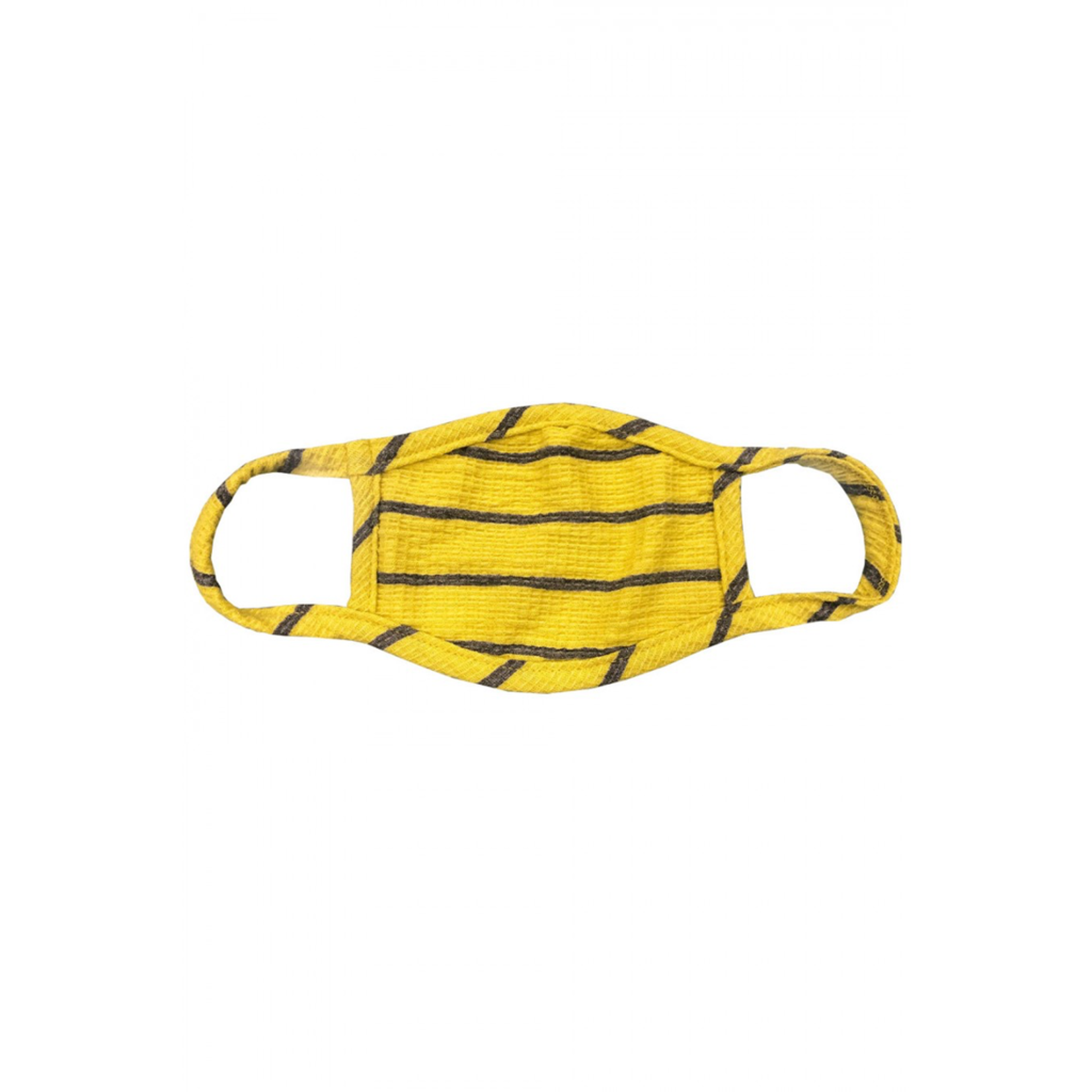 Coin 1804 Kids Yellow Striped Mask