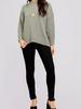 She & Sky Open Back Sweater, sale item, $39.99
