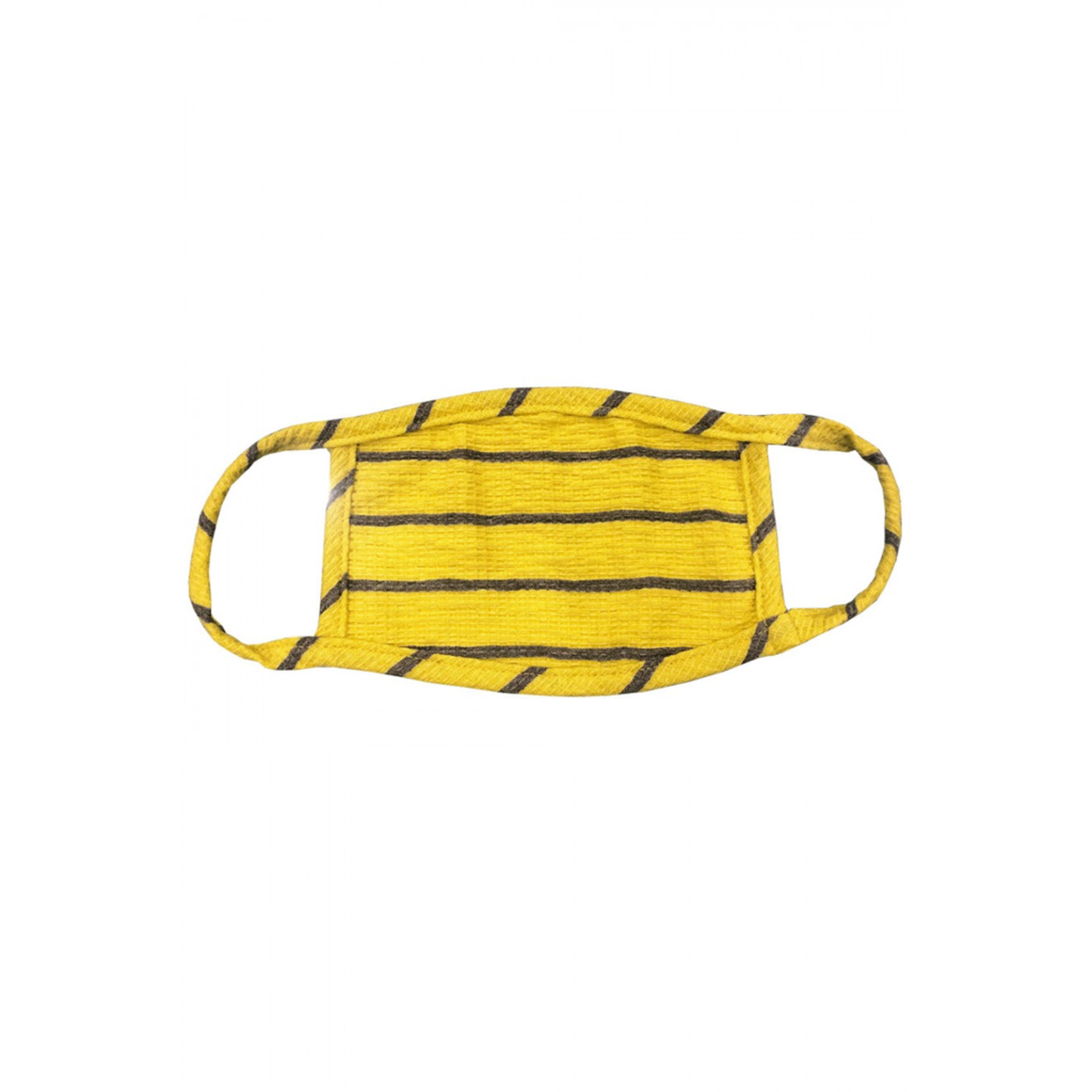 Coin 1804 Yellow Striped Mask