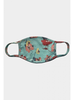 Coin 1804 Kids Floral Print Mask