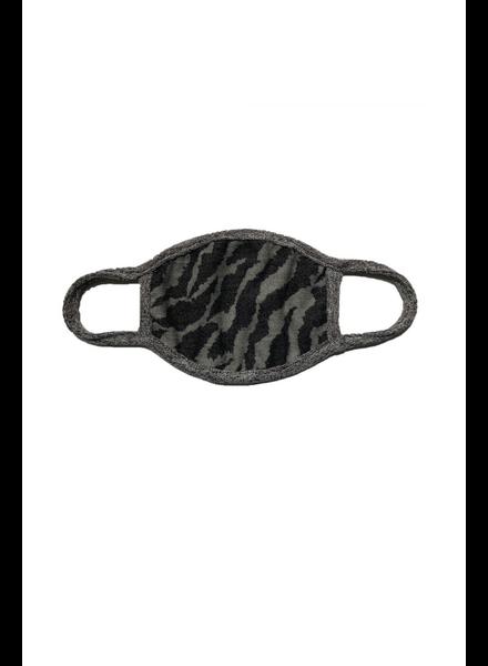 Coin 1804 Kids Cozy Mask Zebra