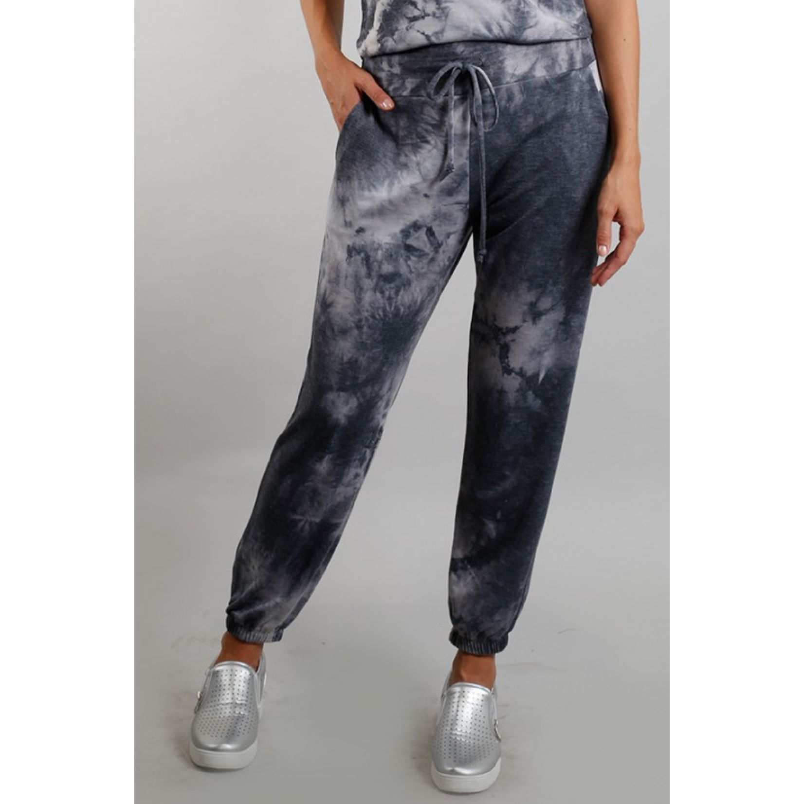 Coin 1804 French Terry Tie Dye Jogger