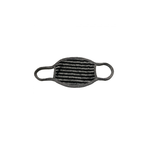 Coin 1804 Kids Cozy Mask Striped